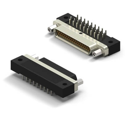 CA8R37S07-S01 |  MicroD Circuit - Style 8 Low Profile - Metal Shell